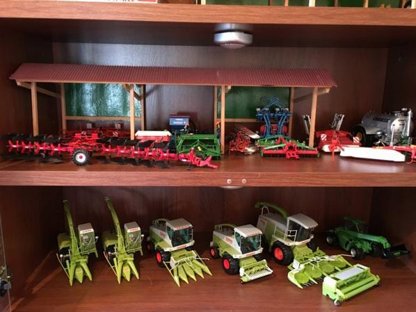 Les divers outils, fenaison, labourg, semis