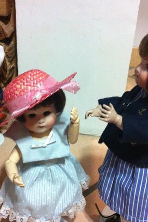 Suite du shoping de Lili et un joyeux anniversaire a mon petit coeur :