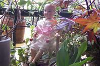C'est ma petite Meguy arrivée hier qui vous souhaite beaucoup de bonheur pour le 1er mai !