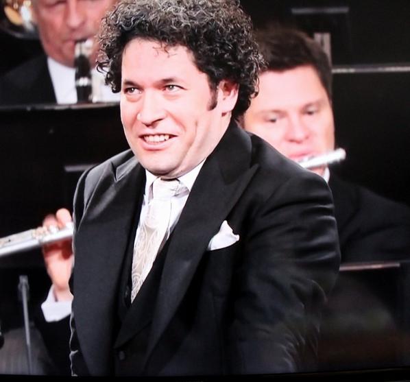 Gustavo Dudamel...