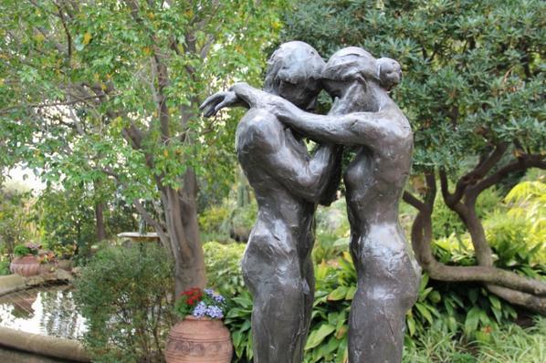Verkade.......jardin St Martin...Monaco