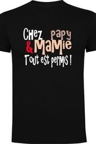 Papy et Mamie Choupierre.........