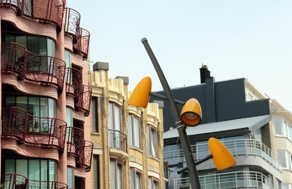 Balcons...