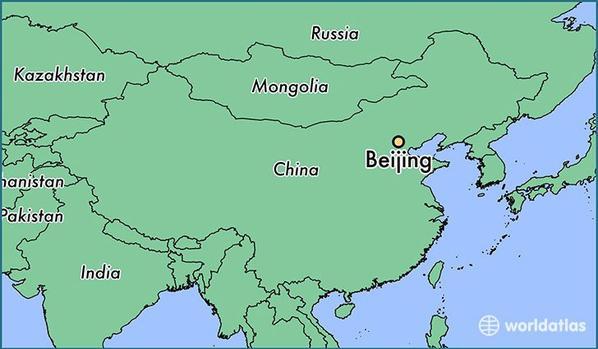 Pékin / Beijing (北京, běijīng).........??