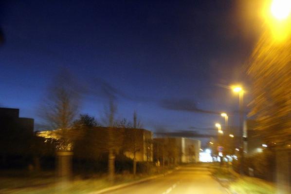 Retour de nuit........