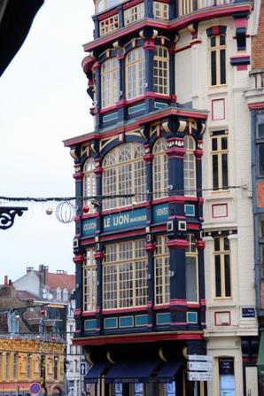 Promenade à Lille..