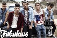 Photoshoot des boys par Fabulous