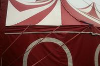 Le cirque Edmond Zavatta au Pouliguen le 19 Juillet