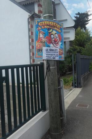 Cirque a L'Ancienne à La Baule