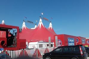 Le cirque Claudio Zavatta à Saint-Nazaire 2016 (1)