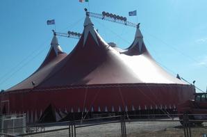 Le cirque Claudio Zavatta à Saint-Nazaire 2016 (2)