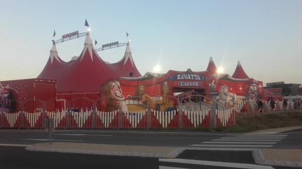 Le cirque Claudio Zavatta à Saint-Nazaire 2016 (3)