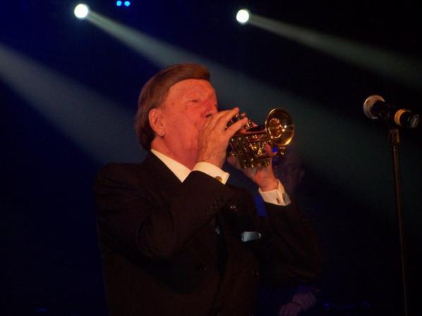 LE TALENTUEUX GEORGES JOUVIN (Trompette d'or) OCTOBRE 2012.
