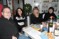 1 ERE REUNION DES ANCIENNES MAJORETTES DE NEVERS le (25 FEVRIER 2014.)