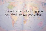 Travel and travel..
