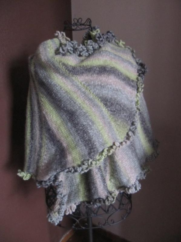 Carolina Shawl