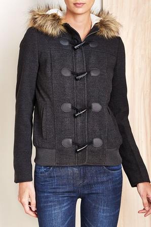 veste manteau blouson (jennyfer)