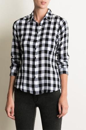 chemise- chemisier (jennyfer)