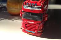 SCANIA R500 V8 RISE TRANSPORT