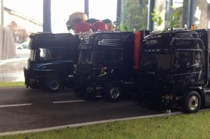 SCANIA BLACK POWER