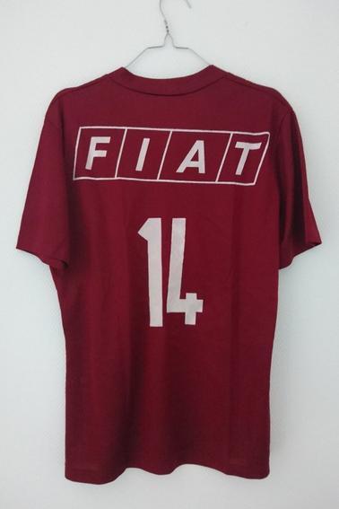 Maillot FC Metz porté en championnat durant la saison 78/79