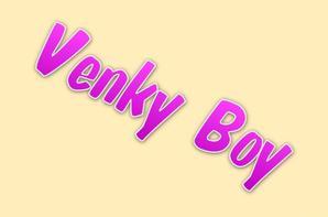 VENKY BOY