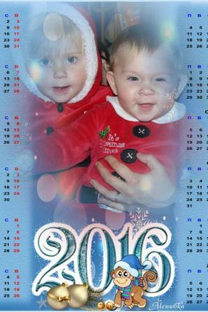 bon année 2016