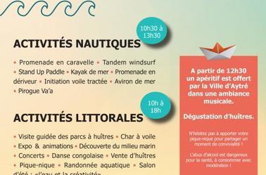 Dimanche 6 Juillet, Fête + Mer + Lhookipa = Tandem Windsurf !