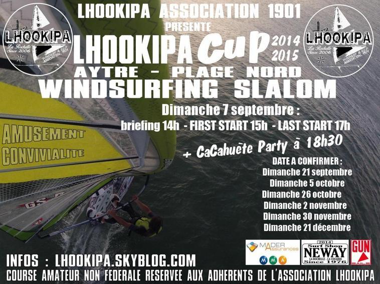LHOOKIPA Cup, un nouveau défi à relever !