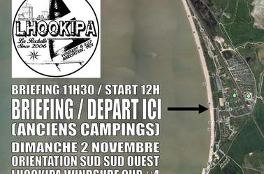 LHOOKIPACUP N°4 : VALIDATION WINDSURF 2 Novembre !