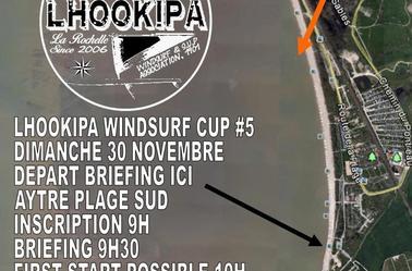 LHOOKIPA Cup #5 : VALIDATION !!!