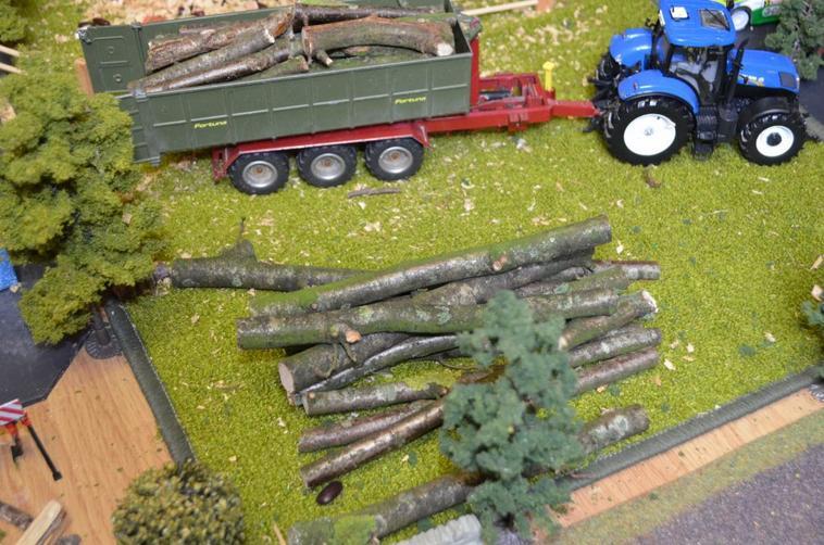 livraison de bois pour l'hiver