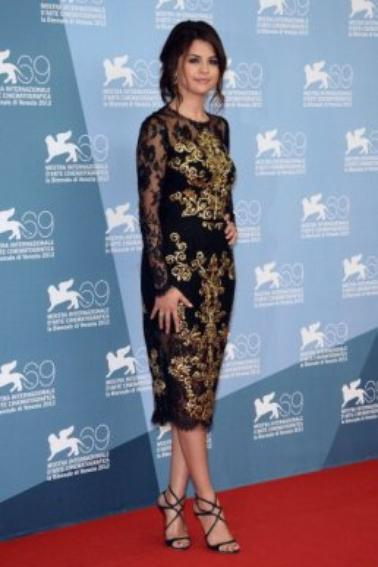 Selena Gomez - 05 septembre 2012 - 69th Venice Film Festival
