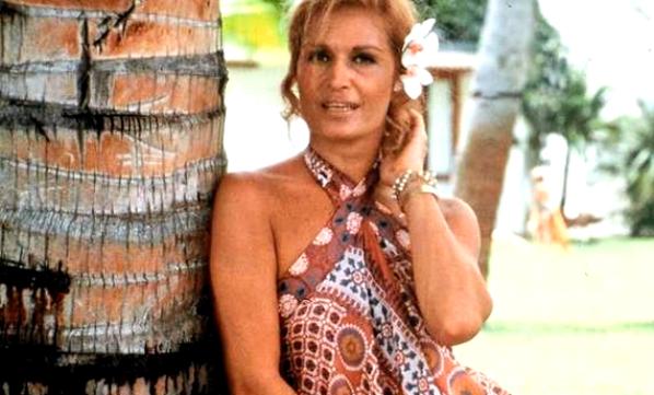 Dalida dans les années 70