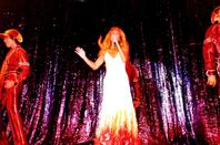 """Dalida show"" en 1980-1981"