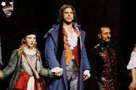 Charlie & 1789, les amants de la Bastille