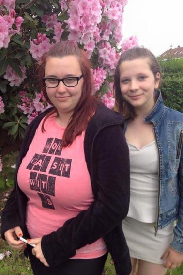 Mes belles soeurs cheries <3