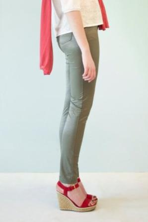 Pantalon slim Julie
