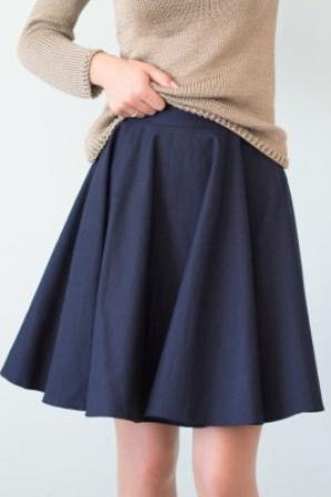 Jupe tailleur Clara
