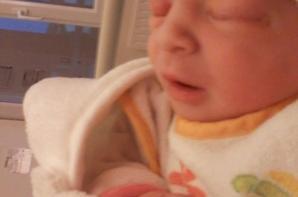 La naissance de ma fille Lilou 03.06.2013