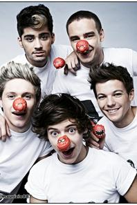 The Red Nose Day - One Direction