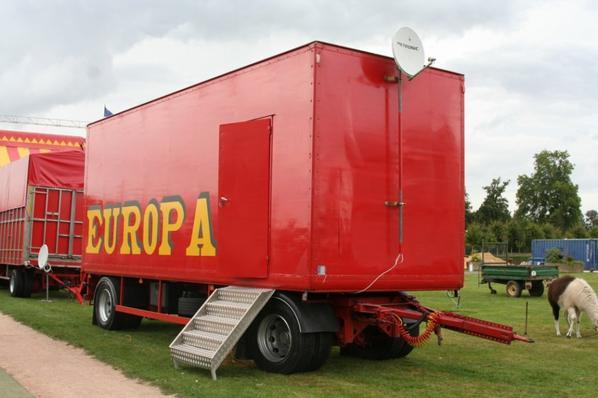 Cirque Europa en Normandie 2016