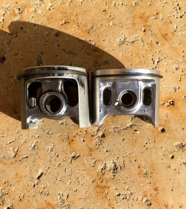 Parmakit D50, par contre, 1 piston neuf mais un peu différent, ca vous parle??
