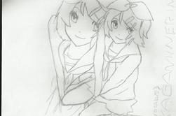 voici tout mes dessin Vocaloid