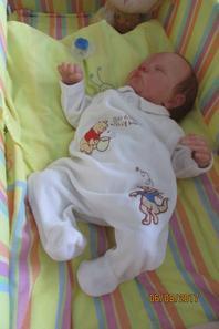 Mon petit Levy, je l'adore !
