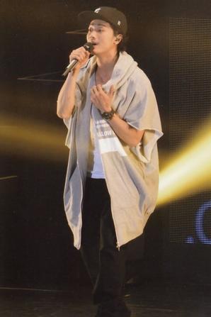 Jin Akanishi Lve 2017 in YOYOGI ~ résumé~
