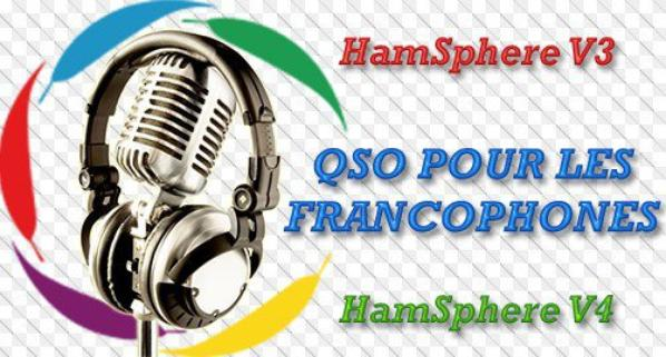 HamSphere application Radio Virtuelle PC et SmartPhone...