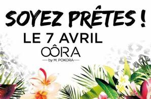 Nouvelle Collection OÔRA by M Pokora