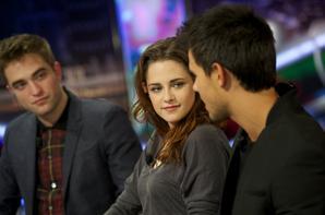 Stills de Kristen, Rob & Taylor à El Hormiguero