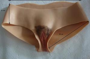 Culotte Bien sur en latex